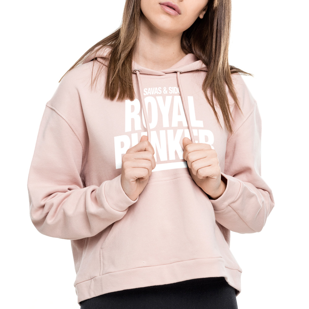 √Logo von Savas & Sido - Girlie hooded sweater jetzt im Sido Official Shop