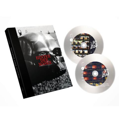 √Kronjuwelen - Hinter Der Maske (Limited 2CD Fotobuch) von Sido - Box set jetzt im Sido Official Shop