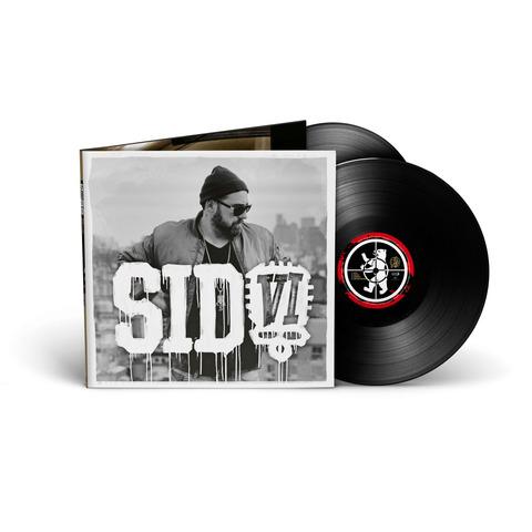 VI (2LP Re-Issue) von Sido - 2LP jetzt im Sido Official Store