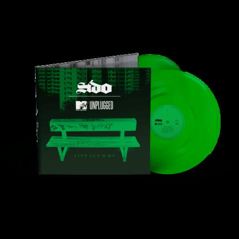 Live Ausm MV - MTV Unplugged (Ltd. Coloured 2LP) von Sido - 2LP jetzt im Sido Official Store