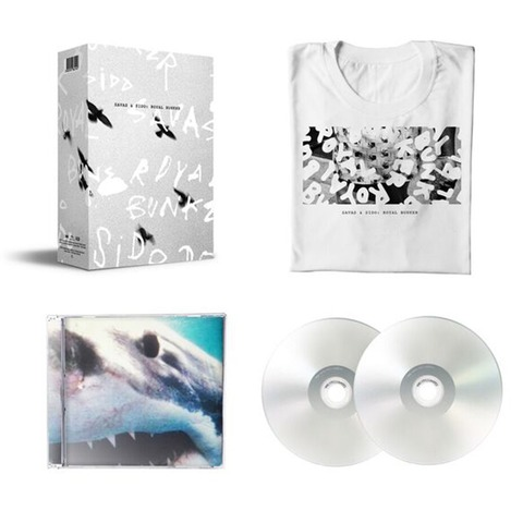 √Royal Bunker (Ltd. T-Shirt Bundle) von Savas & Sido - Bundle jetzt im Sido Official Shop