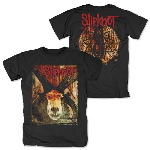 √Goat And Blood von Slipknot - T-Shirt jetzt im Slipknot - Shop Shop