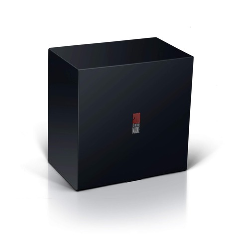 √Ich & keine Maske (Ltd. Deluxe Edition inkl. Hoodie) von Sido - Box jetzt im Sido Official Shop