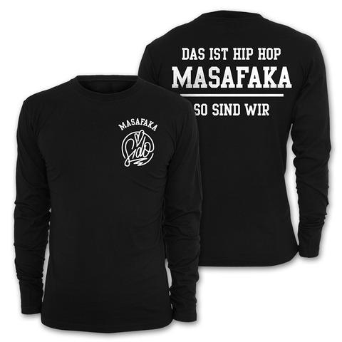 √Masafaka von Sido - Longsleeve jetzt im Sido Official Shop