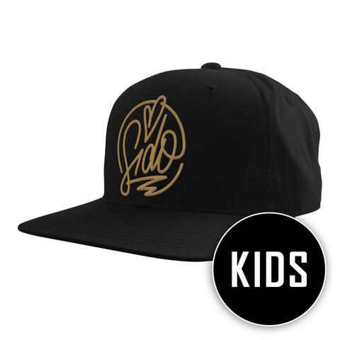Golden Logo von Sido - Kids Cap jetzt im Sido Official Shop