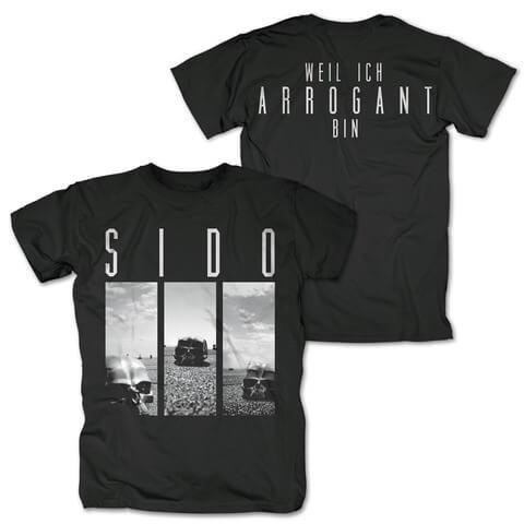 √Arrogant von Sido - T-Shirt jetzt im Sido Official Shop