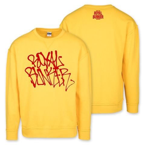 √Throw Up von Savas & Sido - Crewneck Sweater jetzt im Sido Official Shop
