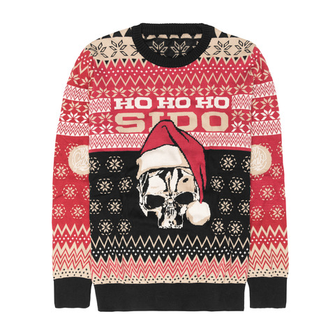 Ho Ho Ho von Sido - Strickpullover jetzt im Sido Official Shop