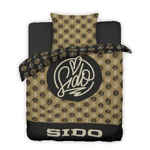 Logo Allover von Sido - Wendebettwäsche jetzt im Sido Official Shop