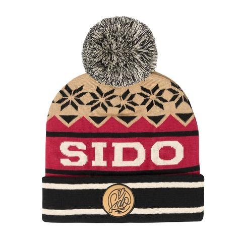 Weihnachtsbeanie von Sido - Beanie jetzt im Sido Official Shop