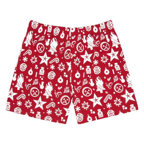 √Weihnachten Allover von Sido - Shorts jetzt im Sido Official Shop