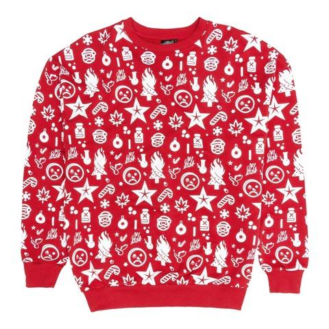 √Weihnachten Allover von Sido - Sweater jetzt im Sido Official Shop