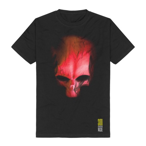 √Ich und Keine Maske Cover von Sido - T-Shirt jetzt im Sido Official Shop