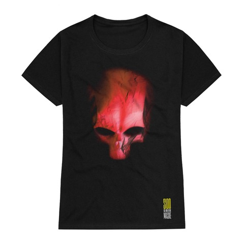 Ich und Keine Maske Cover von Sido - Girlie Shirt jetzt im Sido Official Shop