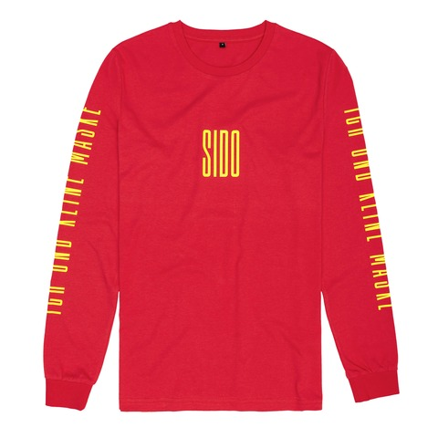 Energie Logo von Sido - Longsleeve jetzt im Sido Official Shop