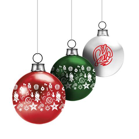 √Allover & Logo von Sido - Weihnachtskugeln 3-er Set jetzt im Sido Official Shop