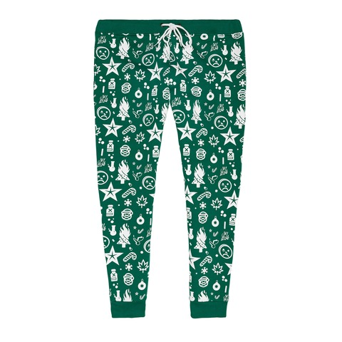 √Ho Ho Ho Allover von Sido - Sweatpants jetzt im Sido Official Shop