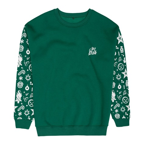 √Ho Ho Ho Allover 2019 von Sido - Sweater jetzt im Sido Official Shop