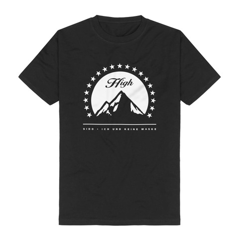√High von Sido - T-Shirt jetzt im Sido Official Shop
