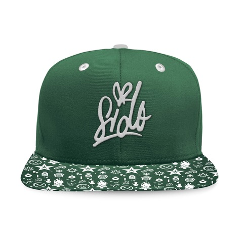 √Ho Ho Ho Allover von Sido - Cap jetzt im Sido Official Shop