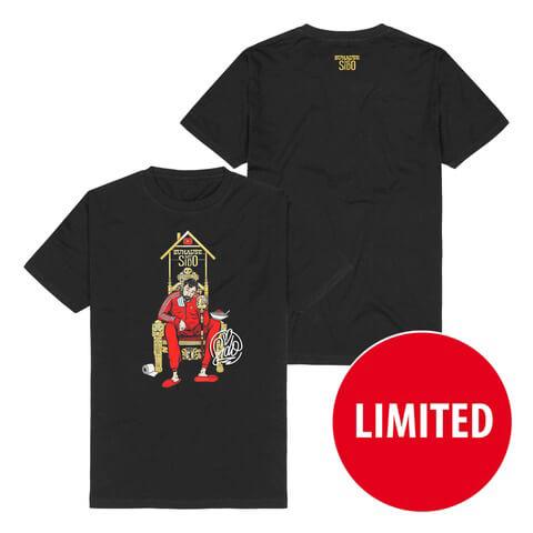 √Zu Hause mit Sido von Sido - T-Shirt jetzt im Sido Official Shop