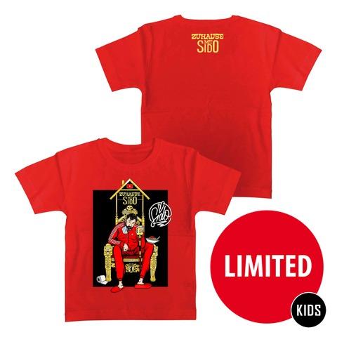 √Zu Hause mit Sido von Sido - Kids Shirt jetzt im Sido Official Shop