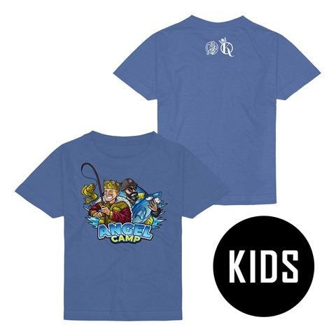 Angel Camp von Sido - Kids Shirt jetzt im Sido Official Shop