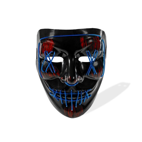 √Horror Camp von Sido - LED Mask jetzt im Sido Official Shop