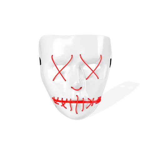 Horror Camp von Sido - LED Maske jetzt im Sido Official Shop