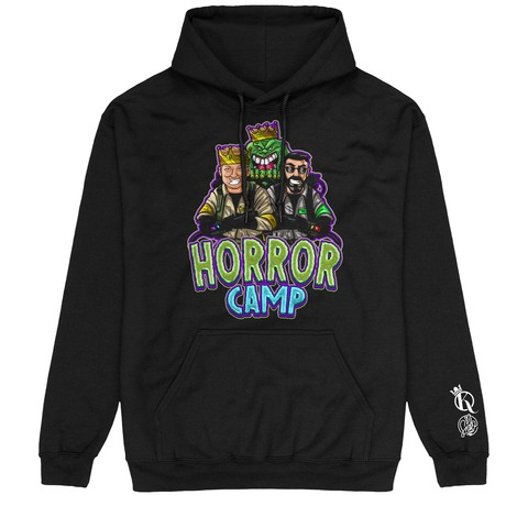 √Horror Camp von Sido - Hood sweater jetzt im Sido Official Shop