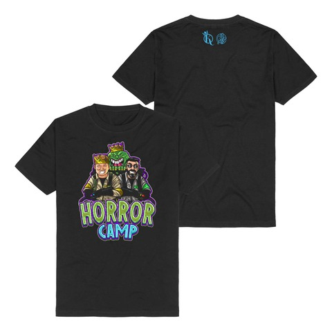 Horror Camp von Sido - T-Shirt jetzt im Sido Official Shop