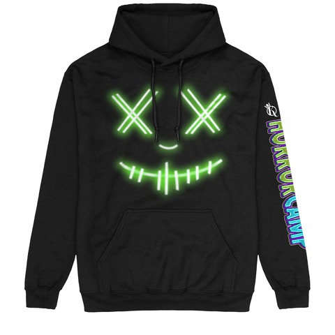√Horror Mask Glow von Sido - Hood sweater jetzt im Sido Official Shop
