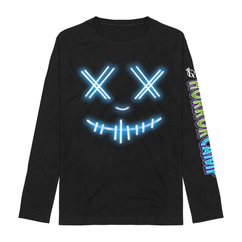 √Horror Mask Glow von Sido - Long-sleeve jetzt im Sido Official Shop