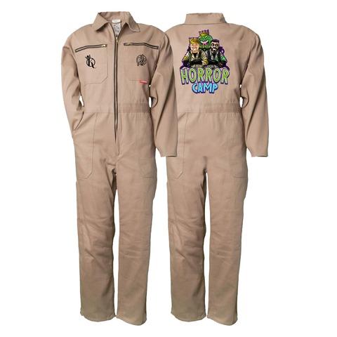 Horror Camp von Sido - Anzug jetzt im Sido Official Shop