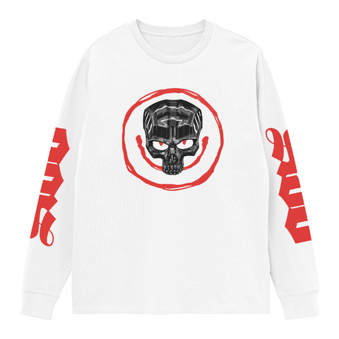 8 Kostbarkeiten Cover by Sido - Longsleeve - shop now at Sido Official store