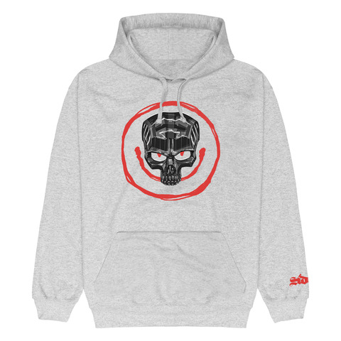 8 Kostbarkeiten Cover by Sido - Hood sweater - shop now at Sido Official store