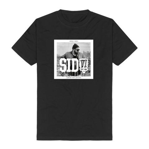√VI Limited Vinyl Edition von Sido - t-shirt jetzt im Sido Official Shop
