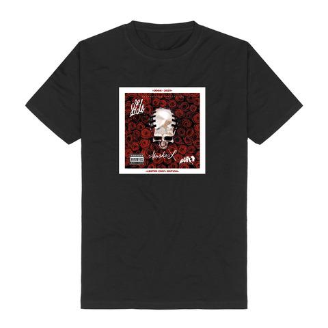 √Maske X Limited Vinyl Edition von Sido - t-shirt jetzt im Sido Official Shop
