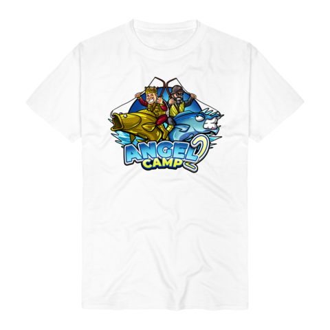 Angel Camp 2 by Sido - t-shirt - shop now at Sido Official store