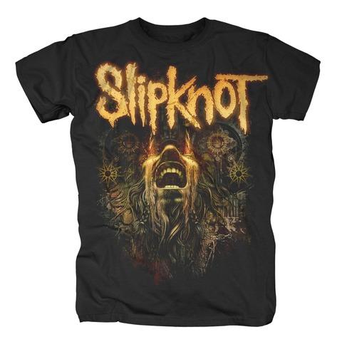 √Drill Scream von Slipknot - T-Shirt jetzt im Slipknot - Shop Shop